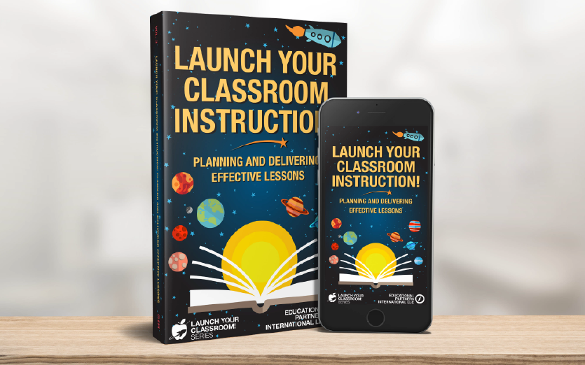 Launch Your Classroom Book 3